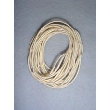 |Cord - Elastic - 1mm - Pkg_5 Yds