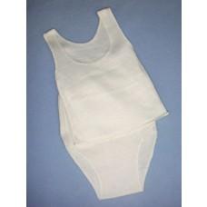 " Panty & Tee Shirt - 18-20"" Size 5"