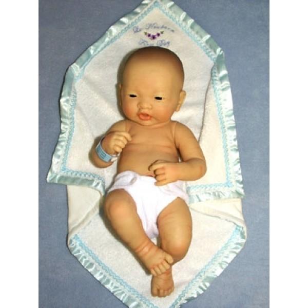 "14"" La Newborn - First Day - Asian Boy"