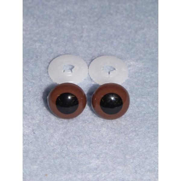 Animal Eye - 13.5mm Brown Pkg_4