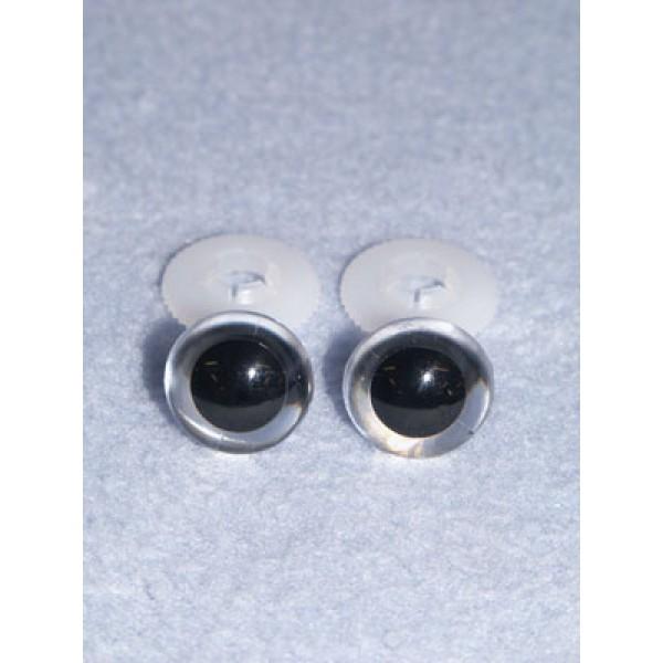 Animal Eye - 13.5mm Clear Pkg_100