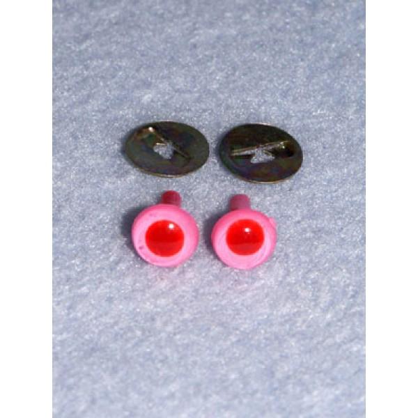 Animal Eye - 4.5mm Pink Pkg_100