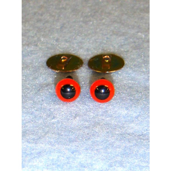 Animal Eye - 4.5mm Red Pkg_100