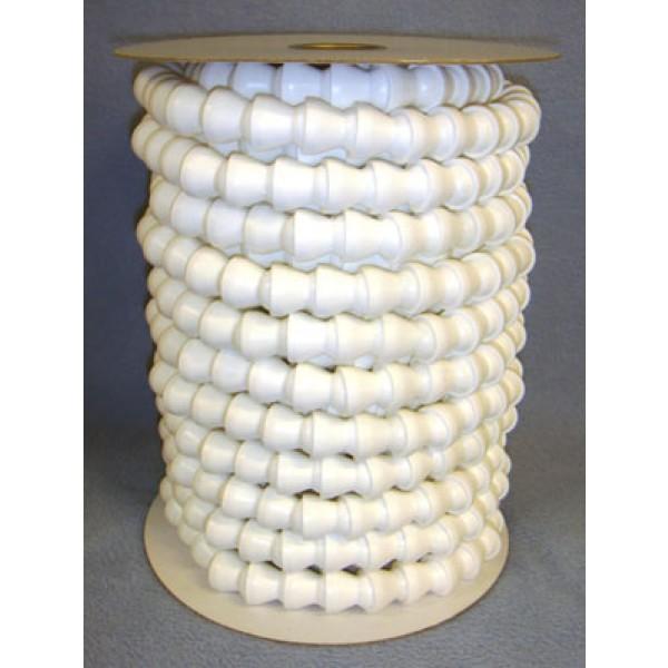 """Armature-Plastic-Per Foot-1_2"""" White"""