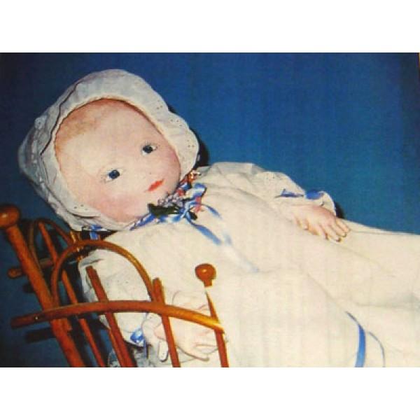 Bi-Lo Baby Cloth Doll Pattern