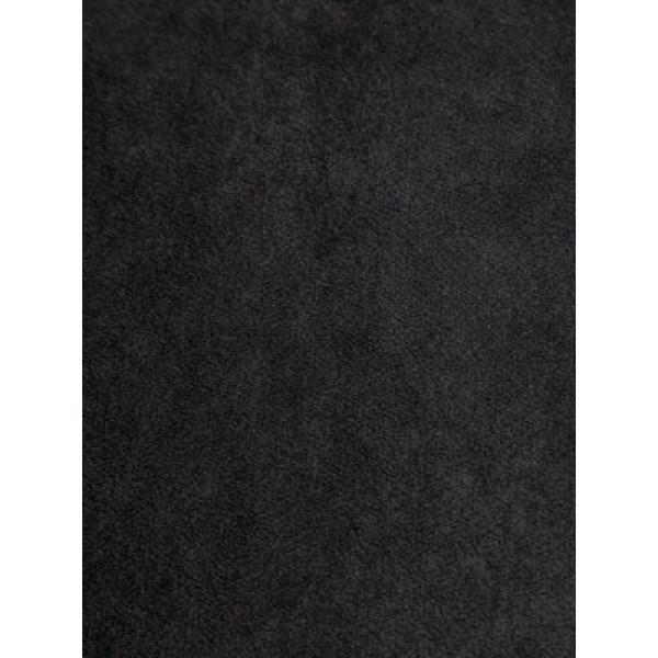 Black Cuddle Short Fabric - 1 Yd