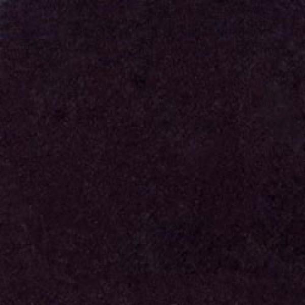 Black Heavy Woven Suede - 1 Yd
