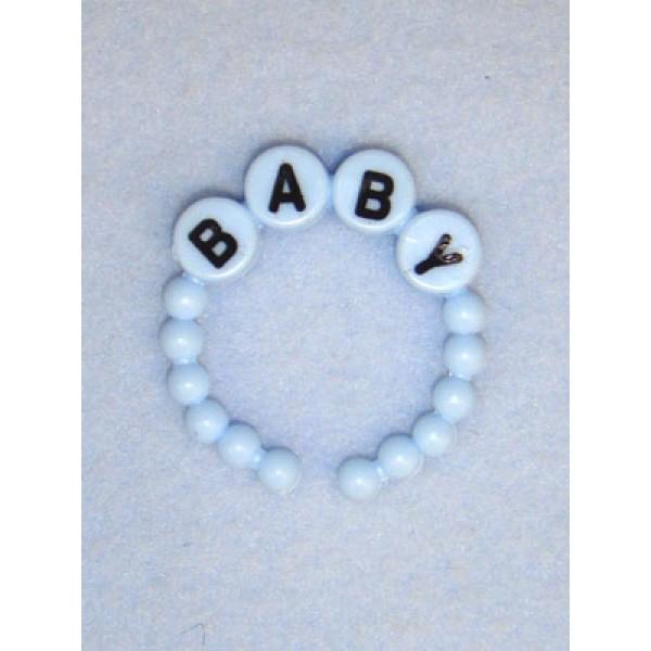 Bracelet - Blue Baby