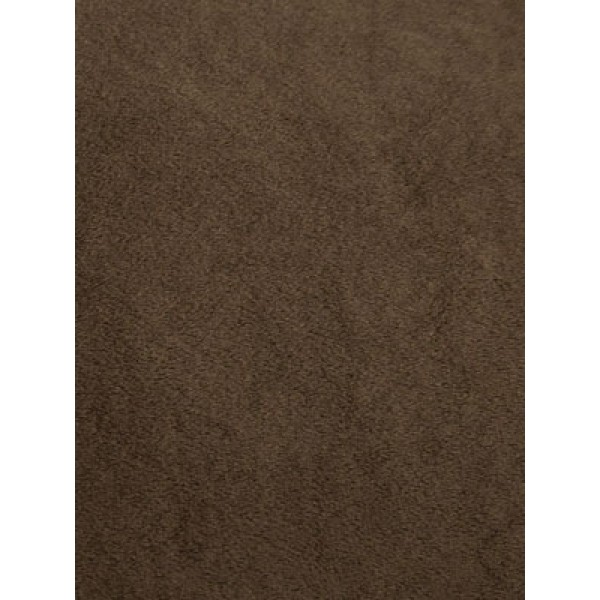Brown Cuddle Short Fabric - 1 Yd