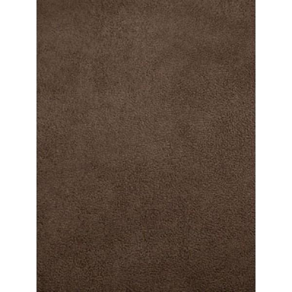 Brown Cuddle Suede Fabric - 1 Yd