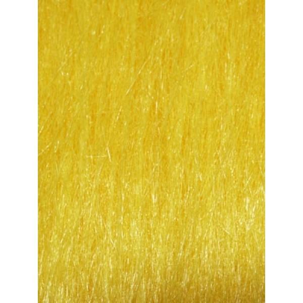 Brt. Yellow Fun Fur - 1 Yd