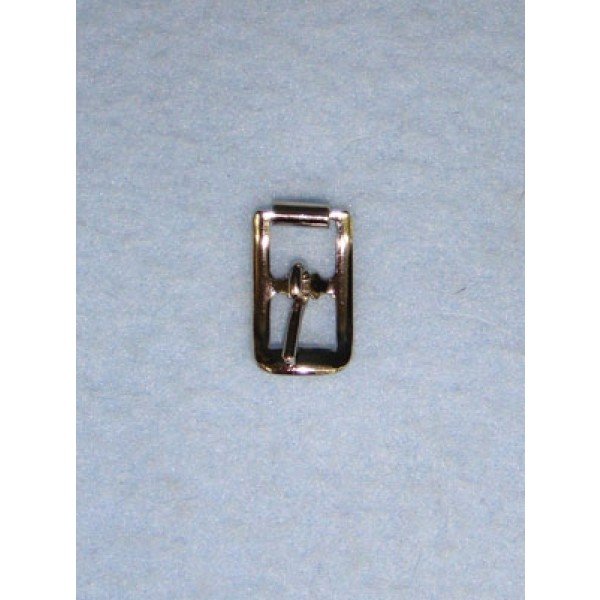 "Buckle - 1_4"" Nickel Pkg_4"