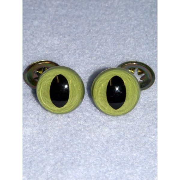 Cat Eye - 15mm Green Pkg_4