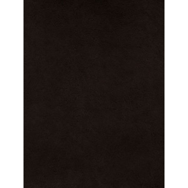 Chocolate Soft Cuddle Solid Fabric - 1 Yd