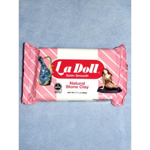 Clay - La Doll Air Dry - 500 gram