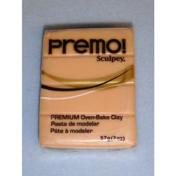lClay - Premo Sculpey - Beige - 2 oz