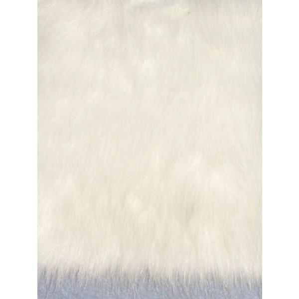 Fur - Cubby Bear - White