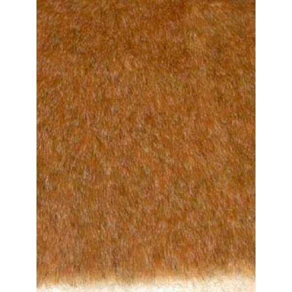 Fur - Cubby Short - Nutmeg