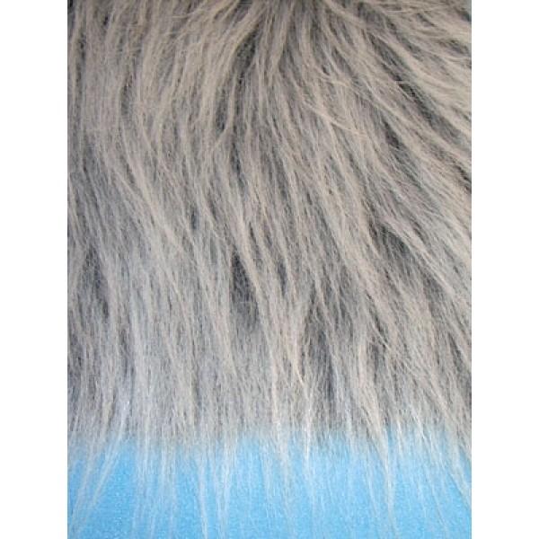 Fur - Fun Fur - Black Frost
