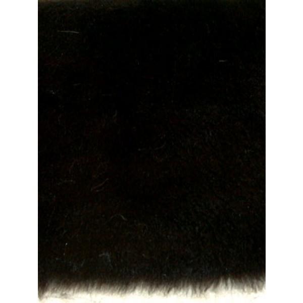 Fur - Short Pile - Black