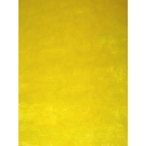 Fur - Short Pile - Bright Yellow