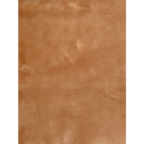 Fur - Short Pile - Camel