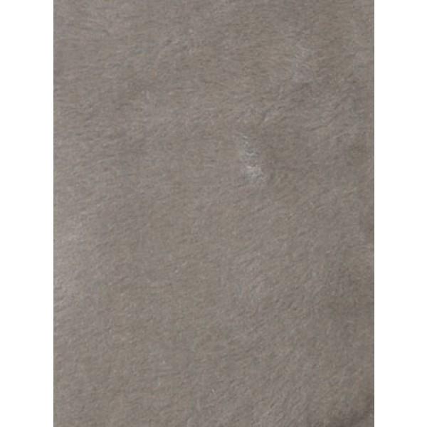 Fur - Short Pile - Gray
