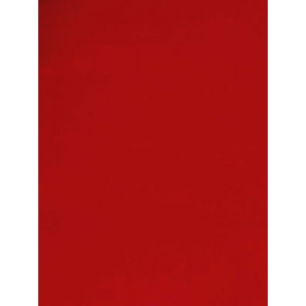 Fur - Short Pile - Red