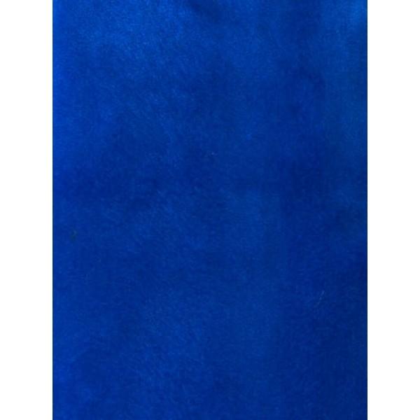 Fur - Short Pile - Royal Blue