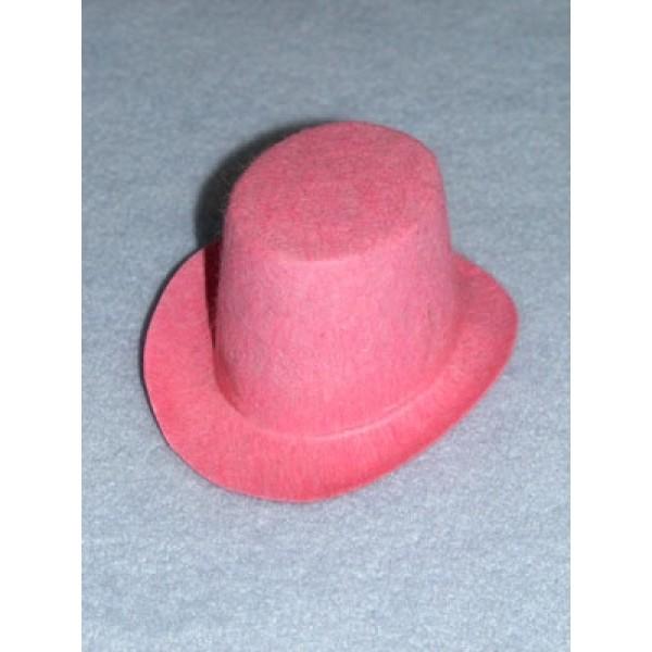 "Hat - Top - 2"" Pink"