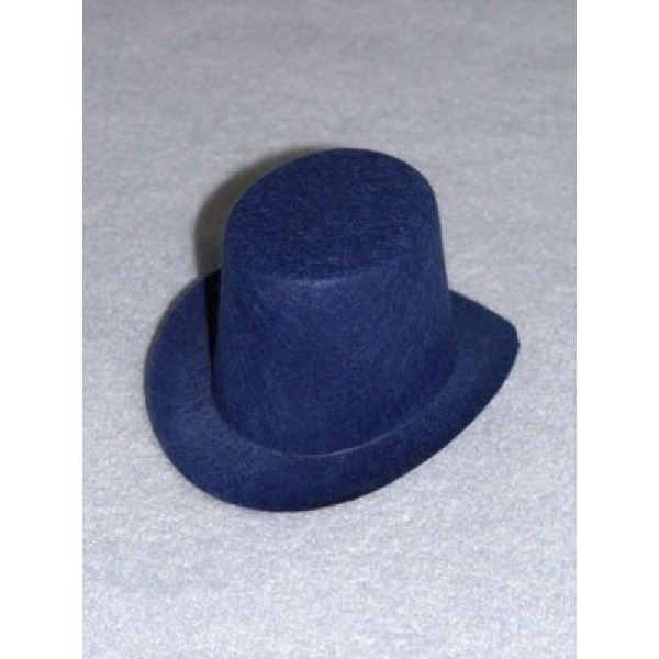 "Hat - Top - 5"" Blue"
