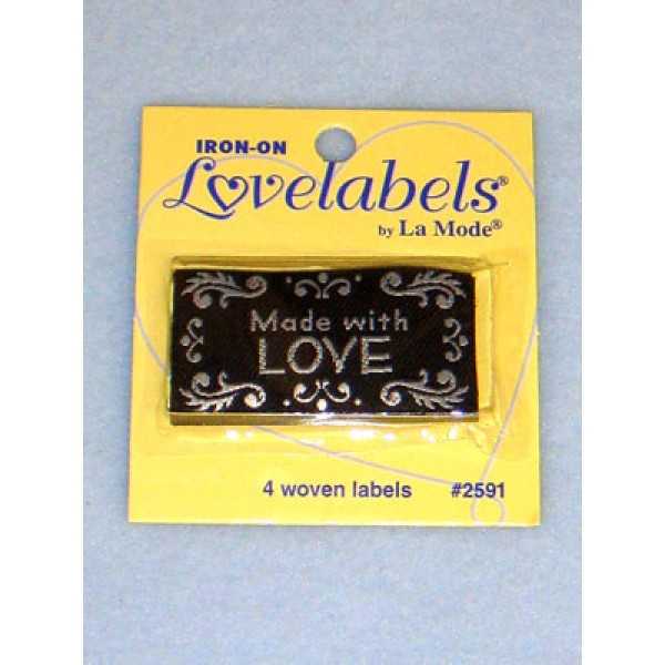 Labels - Made with Love