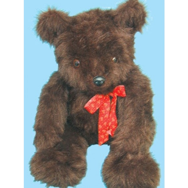 "Pattern - Tate Teddy - 36"" Jointed"