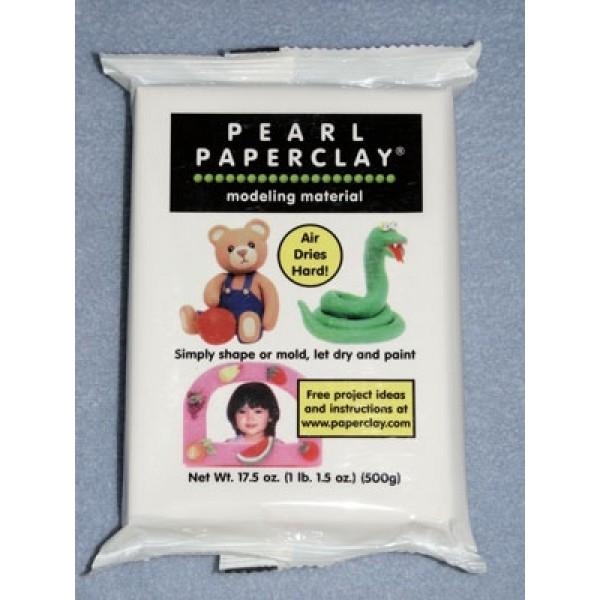 Pearl Paper Clay - 17.5oz