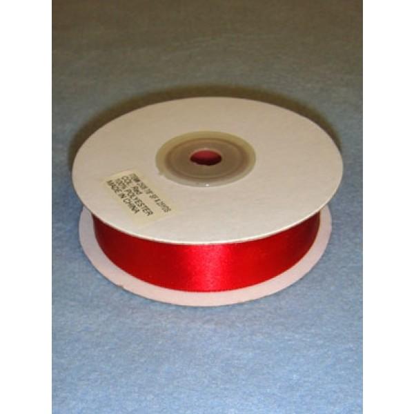 "Ribbon - 7_8"" Red"