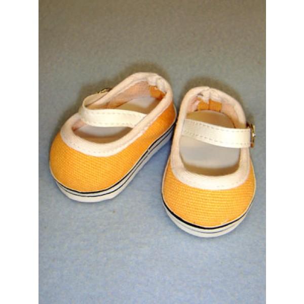 "Shoe - Everyday Canvas - 2 3_4"" Yellow"