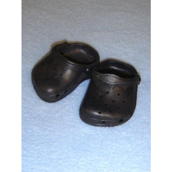 "Shoe - Walk-A-Lot - 3"" Black"
