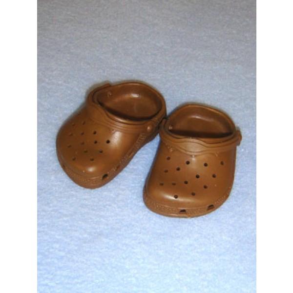 """Shoe - Walk-A-Lot - 3"""" Brown"""