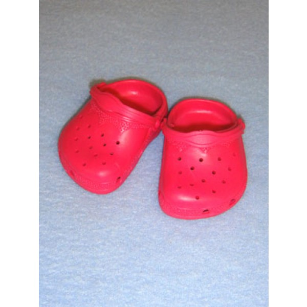 "Shoe - Walk-A-Lot - 3"" Dark Pink"