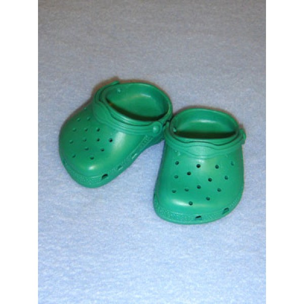 "Shoe - Walk-A-Lot - 3"" Garden Green"