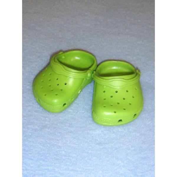 """Shoe - Walk-A-Lot - 3"""" Lime"""