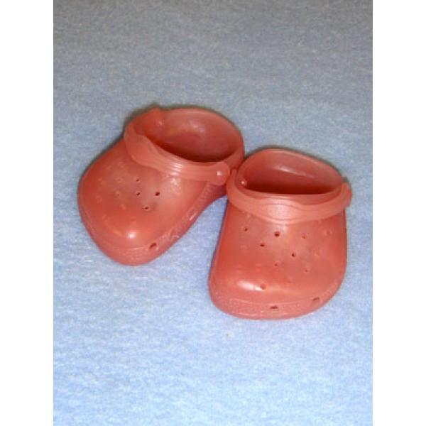 """Shoe - Walk-A-Lot - 3"""" Opaque Dusty Rose"""