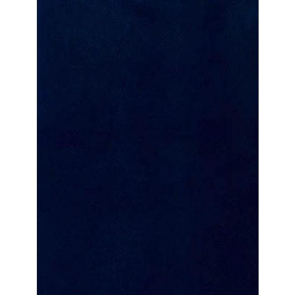 Short Pile Fur - Navy Blue
