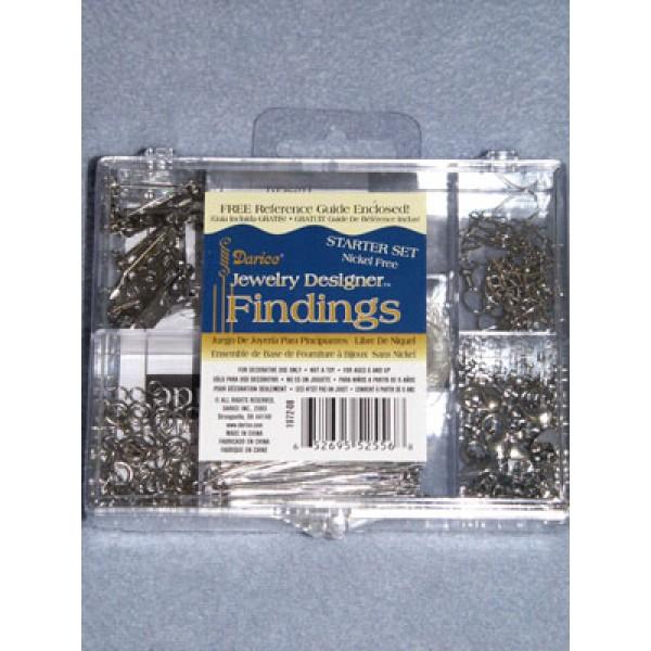 Silver Findings Starter Kit - pkg_20