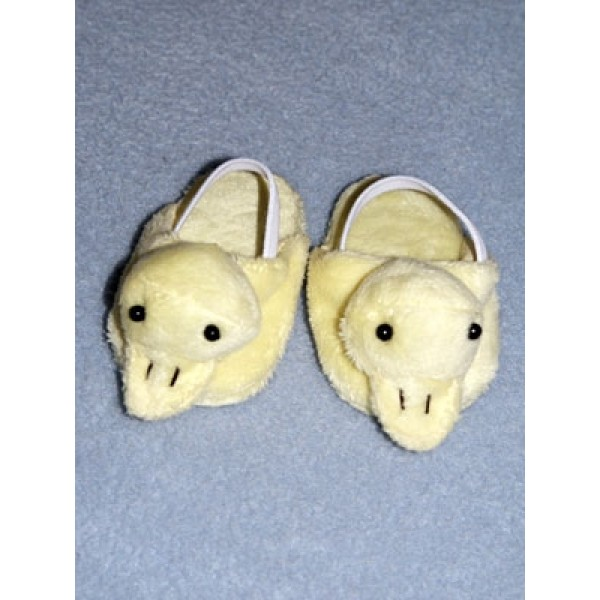 "Slipper - Duck - 2 7_8"" Yellow"