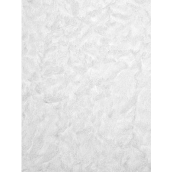 Snow Soft Cuddle Crush Fabric - 1 Yd