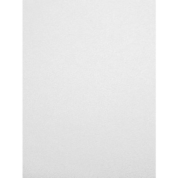 White Cuddle Suede Fabric - 1 Yd