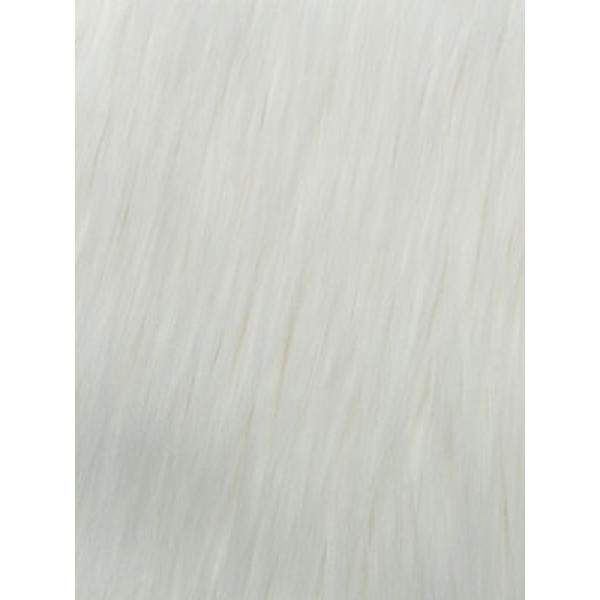White Monster Fur - 1 Yd
