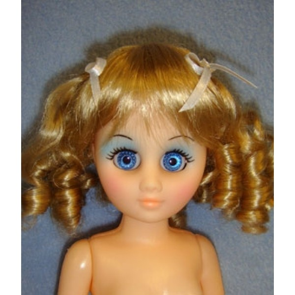 "Wig - Daisy - 6-7"" Golden Strawberry Blond"