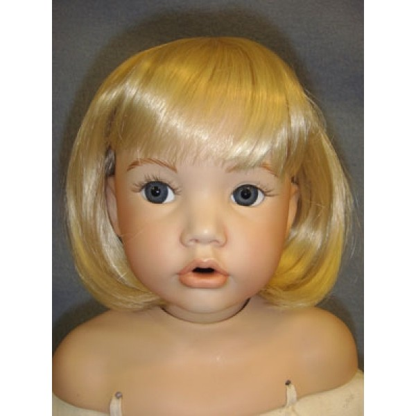 "Wig - Doris - 10- 11"" Pale Blond"
